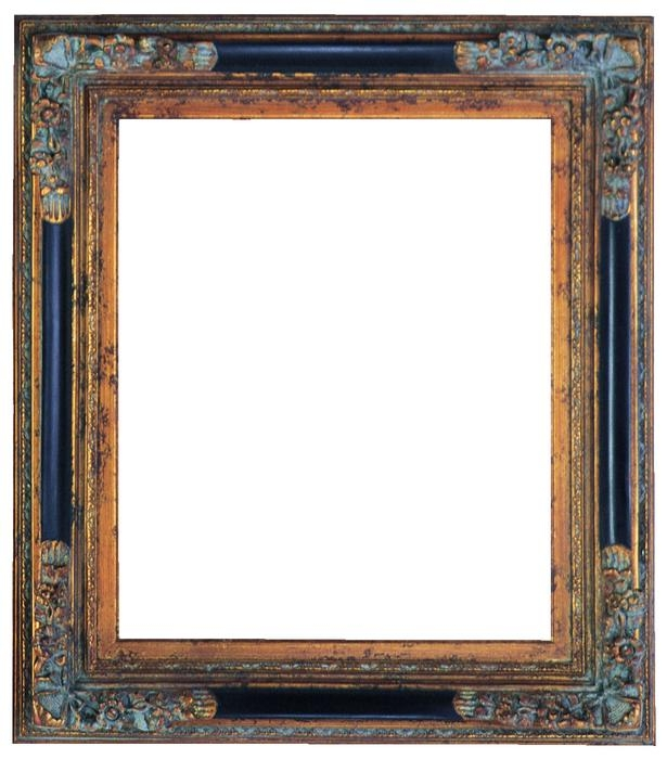 Ainsworth baroque frame for Large a frame