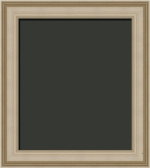 Amadora Federal Style Silver Art Frame