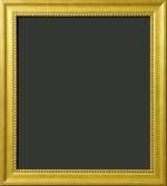 Bergamo Gold Scoop Style Painting Frame 1 9/16""