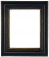 Bethany Black and Gold Frame