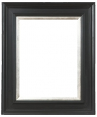 Black and Silver Frame