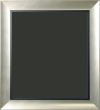 Fairview Silver and Black Art Frame 2""