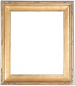 Franklin Craftsman Style Broken Goldleaf Frame
