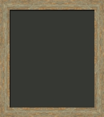 Gallatin Distressed Sage Green Painting Frame