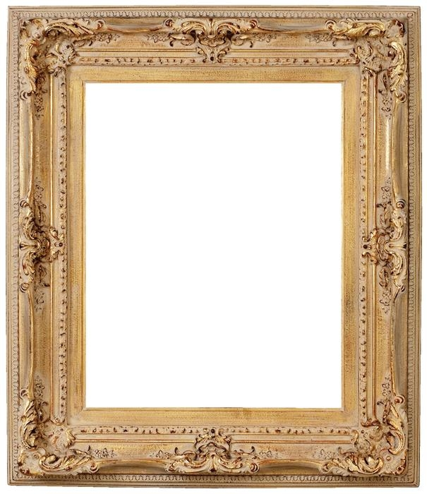 Gella classic french style frame for Image miroir photoshop