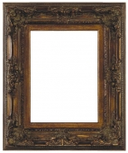 Genoa French Style Dark Antique Gold Frame