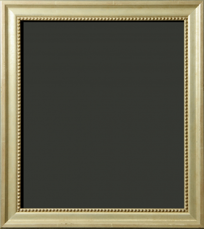 Healey Silver Scoop Style Painting Frame 1 9/16\