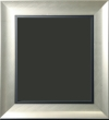 Kentmere Silver and Black Art Frame 3""