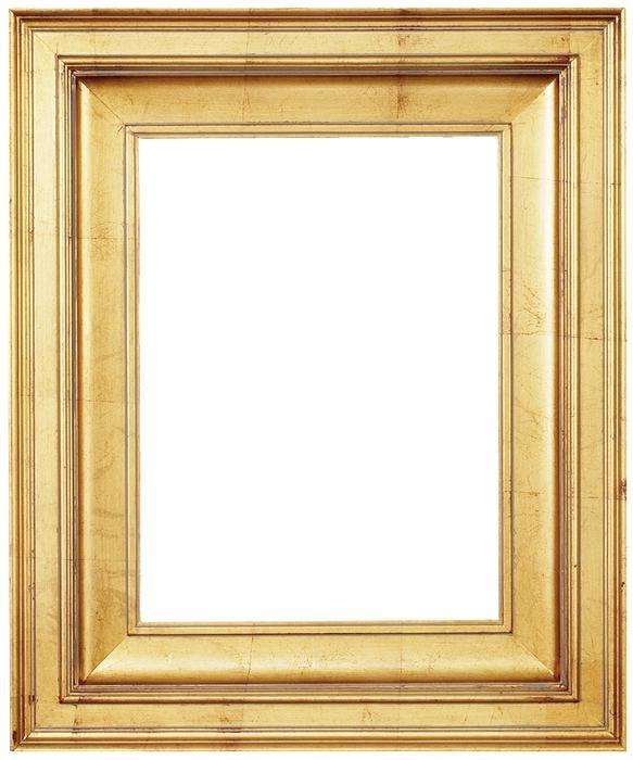 293cd8e0a19a Kinsley Transitional Scoop Design Pine Wood Frame · Landis Scoop Design  Frame