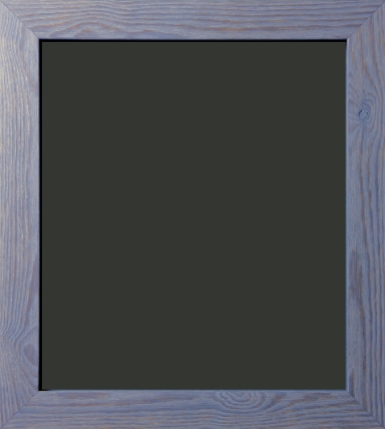 Latimer Distressed Grey Barnwood Frame 1 3/4""