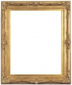 Louis XV Style Antique Gold Frame