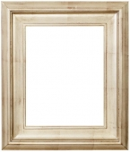 McDaniel Scoop Design Antique Silver Frame