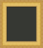 Montrose Gold Scoop Style Painting Frame 3""