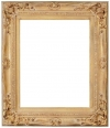 Moore Classic Gold Wash Frame