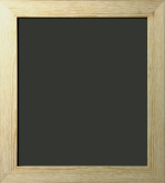 Newley Distressed Tan Barnwood Frame 1 3/4""