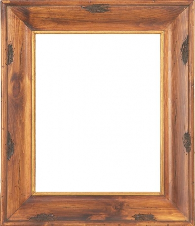 Parker Deep Slope Cherry Pine Finish Frame