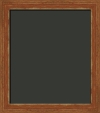 Powell Distressed Vermil Red Painting Frame