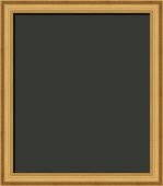Princeton Federal Style Gold Art Frame