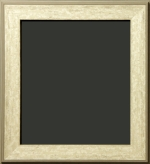 Ridgely Oat Distressed Rustic Frame 2 1/4""