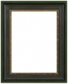 Washington Acid Washed Black and Gold Frame
