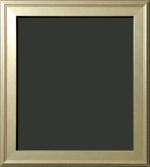 Whitmore Silver Scoop Style Painting Frame 1 3/4""