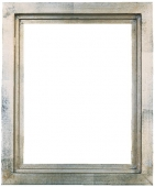 Woodmere Broken Silverleaf Floater Frame