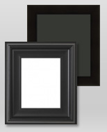 browse our large collection of black picture frames below to find the right one for you